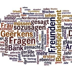 учить немецкие слова