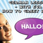 German lessons with Eva