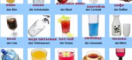 Еда и напитки