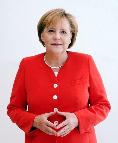 Ангела Меркель биография