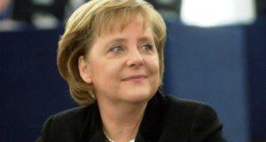 Ангела Доротея Меркель в политике