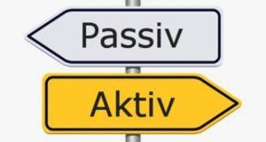 Пассивный залог в немецком языке