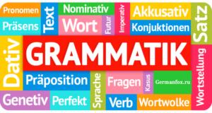 Нужно ли учить грамматику немецкого языка