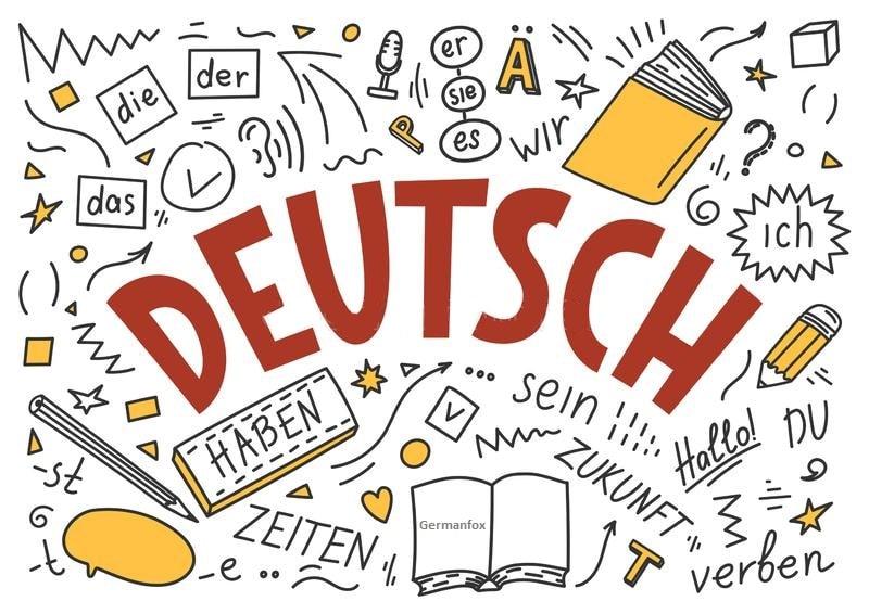 Как дома выучить немецкий язык