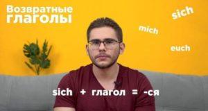 Возвратные глаголы в немецком Reflexive Verben