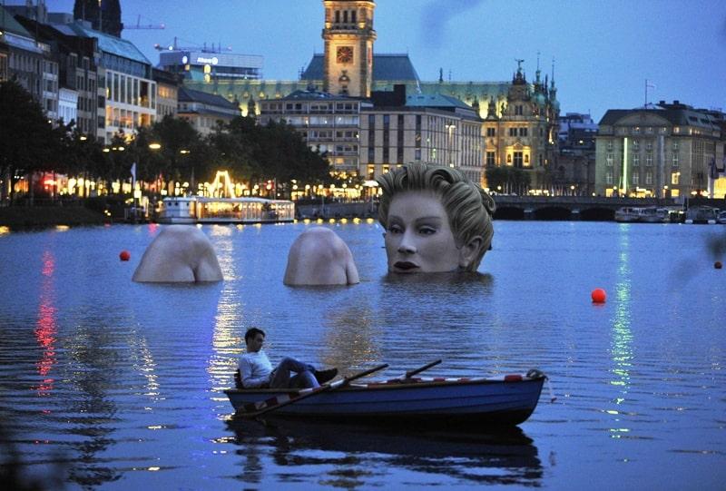 Гамбург — один из богатейших городов Германии