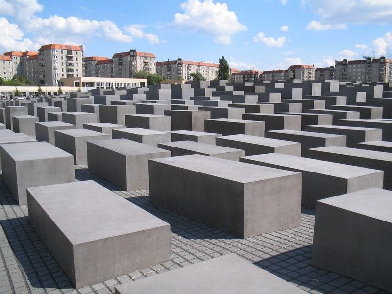 Мемориал памяти жертв Голокоста