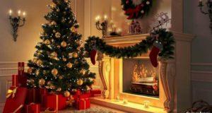 Поздравление с Новым годом и Рождеством на немецком
