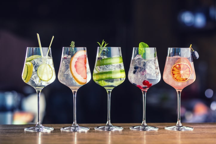 Напитки на немецком языке