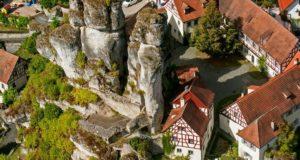 Германия с высоты птичьего полёта